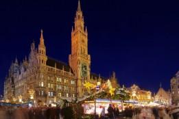 """""""Mercatini di Natale"""" Gran Tour dal 28 Novembre al 05 Dicembre 2021 – Svizzera, Germania e Trentino"""