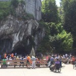 Pellegrinaggio Lourdes, luglio 2016