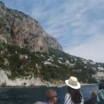 Verso la Grotta Azzurra, Capri, 04 giugno 2016