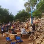 Pellegrinaggio a Medjugorje, giugno 2016