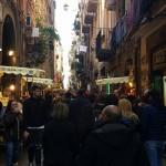 Napoli, San Gregorio Armeno, 04 dicembre 2016