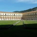 Certosa di Padula, ottobre 2016
